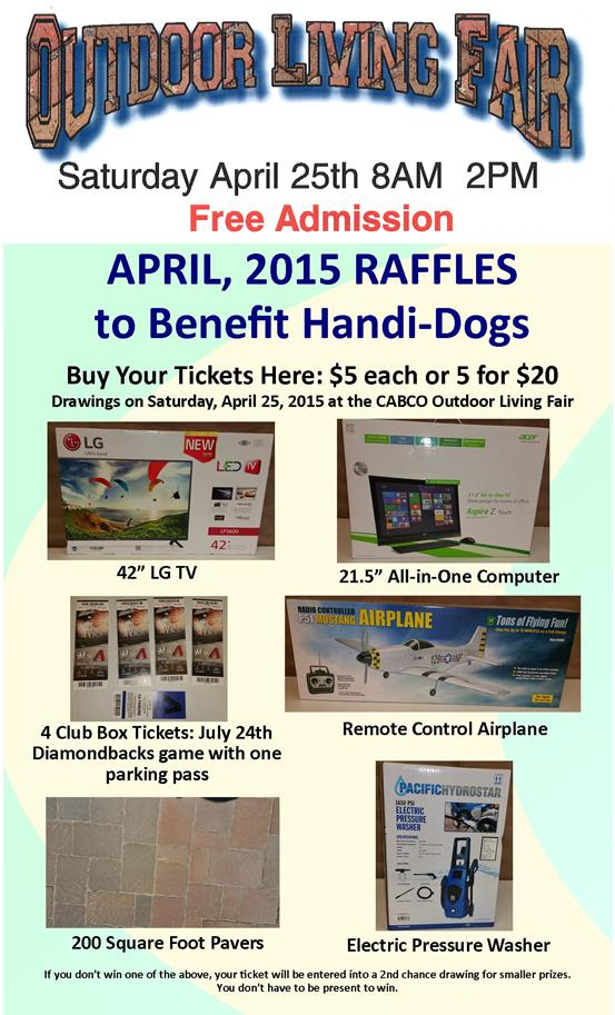 Outdoor Fair and Raffle 2